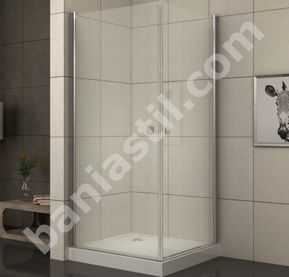 Душ кабина Алла ICS 109SQ - Inter Ceramic (-10%)