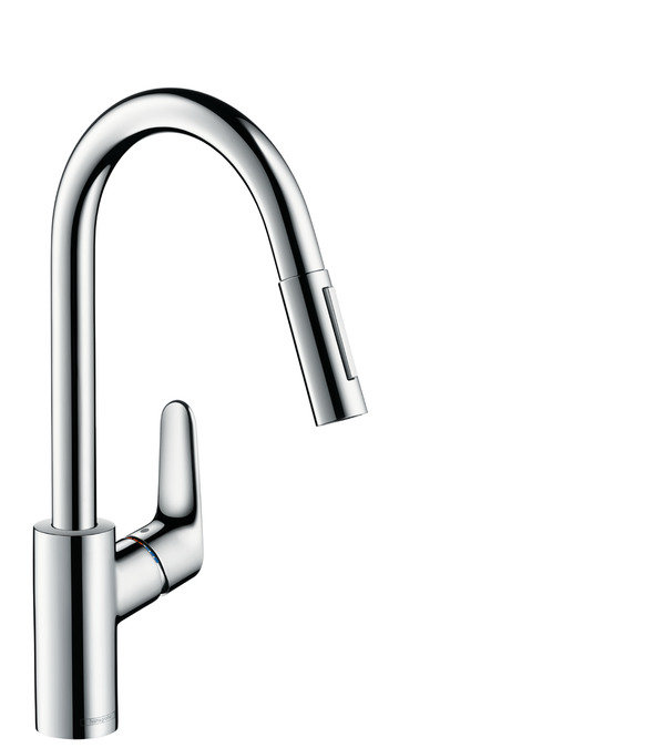 Смесител за кухня Focus Pull-Out - HANSGROHE (-35%)