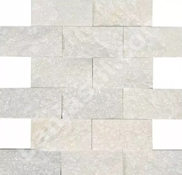 Мозайка Crystal White AKSF-9053 - Betas Glass Mosaic