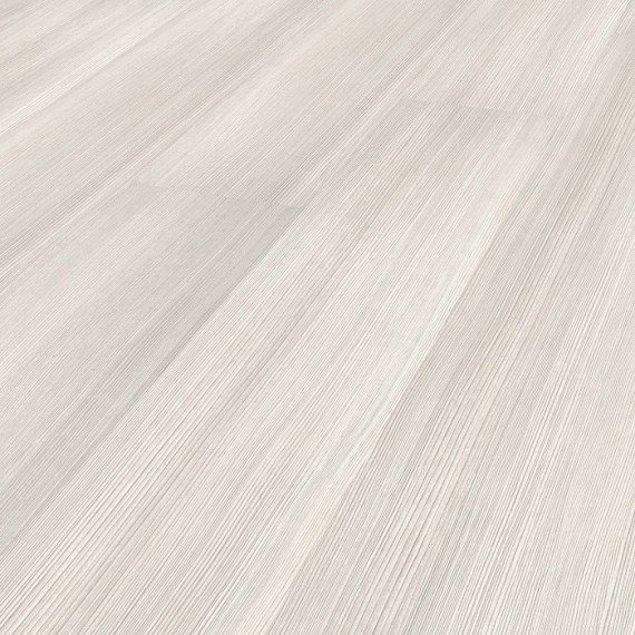 Ламиниран паркет White Brushed Pine 8464 / AC 4 - Krono Original